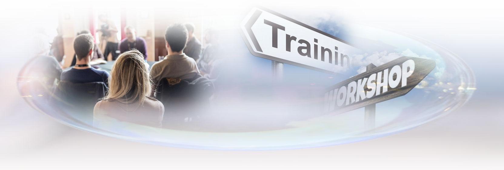 header voor training workshop of lezing