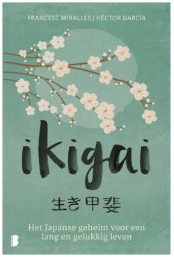Ikigai, boek, nederlands Geheim lang leven