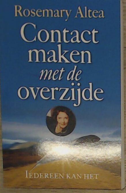 Contact Maken Met De Overzijde front