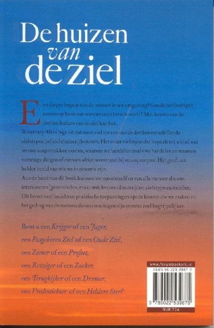 De Huizen Van De Ziel back
